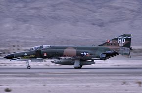 USAF F-4 Phantom II Fighter