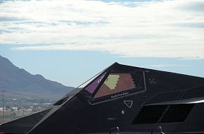 USAF F-117A Nighthawk Stealth Attack Aircraft