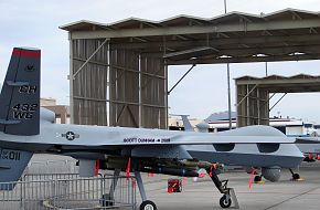 USAF MQ-9 Reaper Hunter-Killer UAV