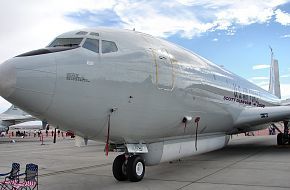 USAF E-8C Joint STARS Command & Control Aircraft
