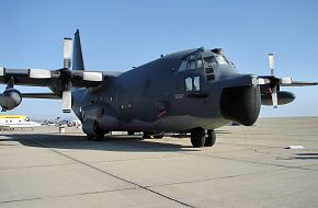 USAF MC-130E Combat Talon Special Operations Transport Aircraft