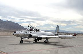 T-33 Shooting Star Jet Trainer