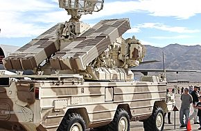 Russian Army 9K33/SA-8 Osa/Gecko Mobile Missile Launcher