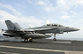 US Navy F/A-18F Super Hornet Operation Brimstone