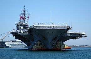 USS Kitty Hawk - CV 63 Retires