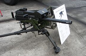 U.S. M-19 40MM Grenade Launcher Machine Gun
