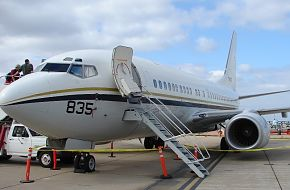 C-40 Clipper Boeing 737 Transport