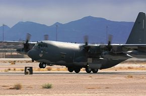 USAF HC-130J Combat King II Transport and Refueling Aircraft