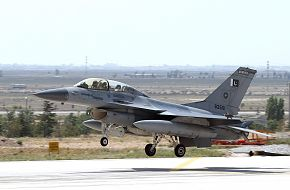 F-16 - Pakistan Air Force - Fighter Aircraft