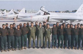 JF-17 Thunder Fighter Aircraft - Pakistan Air Force