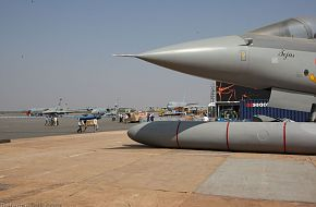 Airforce Aircraft at the Aero India 2009, Air Show