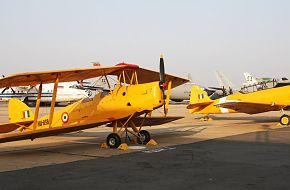 Vintage Aircraft - Aero India 2009 Air Show