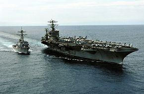 Aircraft Carrier - US Navy