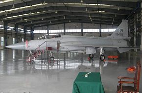 JF-17 Thunder Fighter Aircraft