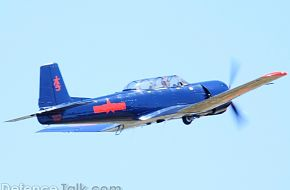 PLAAF Nanchang CJ-6 Trainer