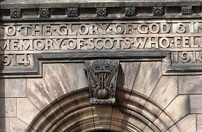 Scottish National War Memorial-Edinburgh Castle