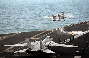 F-14 - Fighter Aircraft - US Navy