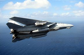 Navy's F-14 Tomcat Fighter Aircraft