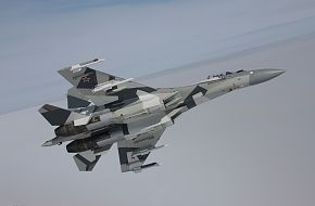 Sukhoi Su-35 - Russian Air Force Fighter Aircraft