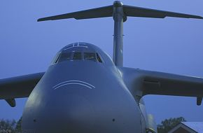 USAF C-5 Galaxy Transport