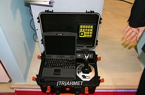 Ruggedized Laptop PC System for Mini UAV