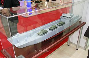 Turkish Landing Craft Tank