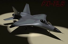 XF- TLS Turkish Close Support Aircraft Concept