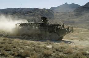 US Army Stryker Nuclear, Biological and Chemical Reconnaissance Vehicle
