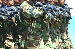 Asian Armed Forces - Sri Lankan Armed Forces