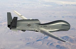 USAF RQ-4 Global Hawk UAV