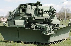 US Army M1 Grizzly Combat Mobility Vehicle