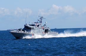 CG11 - Trinidad Coast Guard