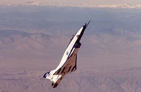 USAF X-31 Vector Research Aircraft