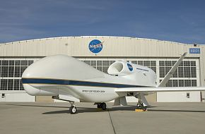 NASA RQ-4 Global Hawk