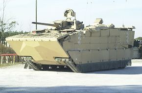 Expeditionary Fighting Vehicle - 2nd Generation Prototype