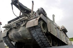 USMC M88A2 Hercules Recovery Vehicle