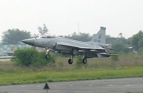 JF-17 Fighter Aircraft - Pakistan Air Force (PAF)