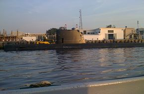 Agosta-90B Submarine - Pakistan Navy
