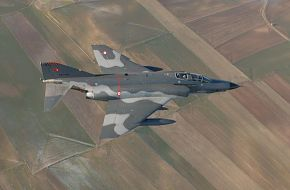 Newly modernized Turkish RF-4s