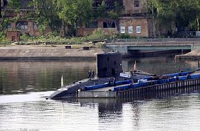 Unknown Submarine