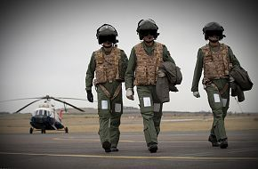 Afghan Pilots - Helicopter Training