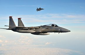 F-15C - USAF and JASDF bilateral training