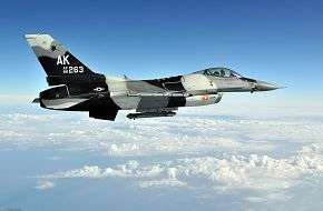 F-16 Aerial Training - US Air Force