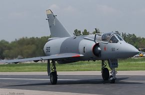 Rose upgraded Mirage III (PAF)