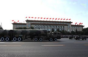 Nuclear missiles - China - PLA