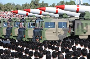 Missile Forces - China - PLA