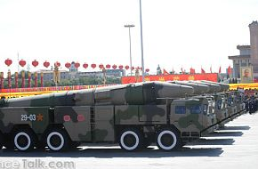Surface to Surface Missiles - China - PLA
