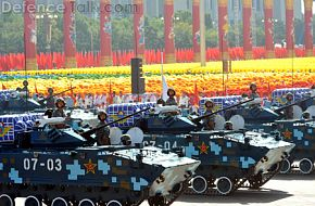 Airborne force vehicles - China, PLA