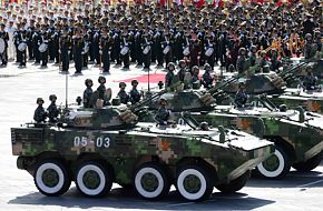Wheeled infantry vehicles - China, PLA