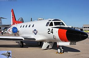 US Navy CT-39A Sabreliner Transport
